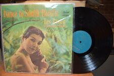 Les Brown Dance to South Pacific LP Capitol T1060 Mono *cheesecake