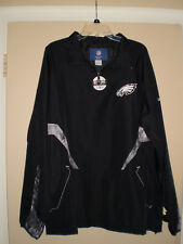 PHILADELPHIA EAGLES NFL SIDELINE PRODUCT / REEBOK LIGHT JACKET