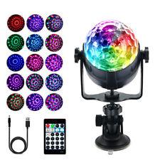 15 Color LED Stage Light Effect Light 4M Cable Party DJ KTV Decor Light Lighting