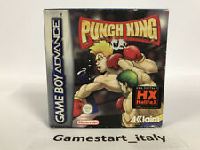 PUNCH KING - NINTENDO GAME BOY ADVANCE GBA - NUOVO NEW PAL VERSION