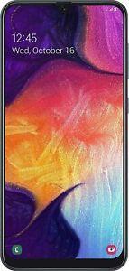 Simple Mobile  Samsung Galaxy A50 4G LTE (64GB) Prepaid Smartphone Unlocked