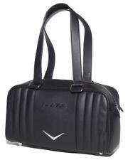 Lux de Ville Carry All Black Small Punk Rockabilly Tote Handbag Purse CAS888BM