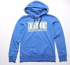 Hurley Native Run Icon Zip Hoody (S) Hyper Cobalt
