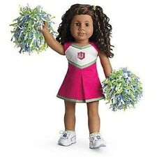 American Girl CAMPUS CHEER GEAR CHARM cheerleader pompoms Gabriela NO DOLL