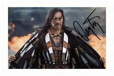 DANNY TREJO AUTOGRAPHED SIGNED A4 PP POSTER PHOTO