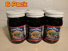 Gilley's Cane Field Syrup 6 22oz Jars✔Roddenbery's Cane Patch Buyers Approved✔