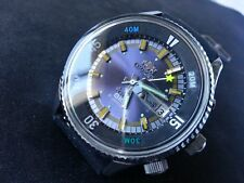 VINTAGE ORIENT SK AUTOMATIC PURPLE WATCH king Diver KD