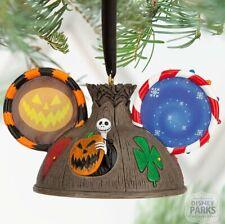 Disney Parks NIGHTMARE BEFORE CHRISTMAS Ear hat/Tree Light Up Ornament BNIB