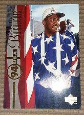 Joe Dumars 1994 Upper Deck USA Basketball NBA Insert Highlights Card