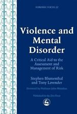 Violence and Mental Disorder: A Critical Aid to the Assessment and Man-ExLibrary