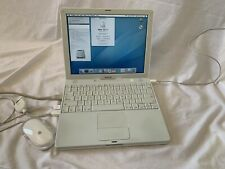 """New ListingApple iBook A1054 12.1"""" Laptop - M9426Ll/A (April, 2004)"""