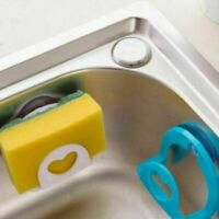 Home Supplies Sink Sponge Suction Drying Holder Cup Kitchen Y9J6 SELL Dish J7Y3