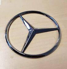 Mercedes-Benz Badge Logo Emblem Rear Boot Class C B E S GLK ML 114mm