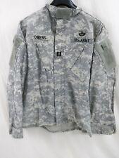 #ACU25 US ACU Coat Combat Tarn Jacke Feldjacke MEDIUM REGULAR Digital US