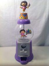 Dora The Explorer Toy Gumball Machine 2004 Viacom Nickelodeon