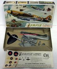 Airfix~1222~1:72~Vickers-Supermarine Spitfire IX~WW2 RAF Fighter~Model Plane Kit