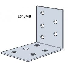 Simpson Strong Tie Nail Plate Angle Bracket, 60 x 60 x 40