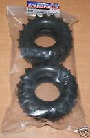 Tamiya 50374 Monster Pin Spike Tyres/Tires Monster Beetle/Bush Devil/Mud Blaster
