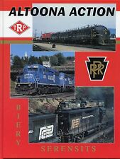 ALTOONA ACTION: 1960s-1990s Pennsylvania RR, Penn Central, Contrail New Unread