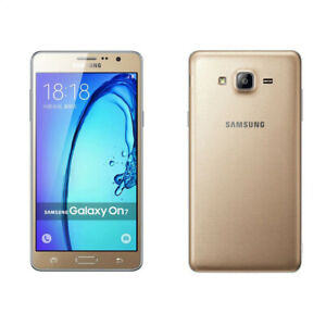 Unlocked Samsung Galaxy On7 G6000 5.5''13MP Dual SIM LTE 4G Android SmartPhone
