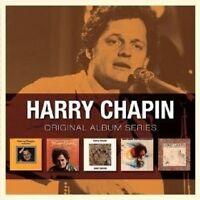 "HARRY CHAPMAN ""ORIGINAL ALBUM SERIES"" 5 CD NEW+"