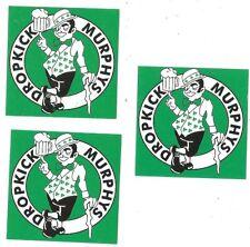 10x Dropkick Murphys Aufkleber stickers Irish Folk Punk Oi Ska Skinhead Oi! Skin