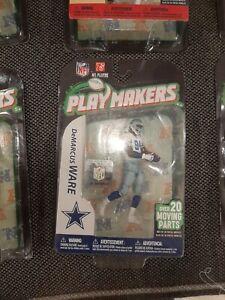 Dallas Cowboys McFarlane 2012 Playmakers Series 3 DeMarcus Ware Action Figure