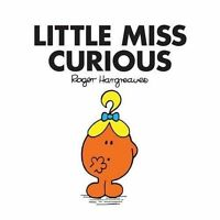 Little Miss Curious by Roger Hargreaves (Paperback, 2014)