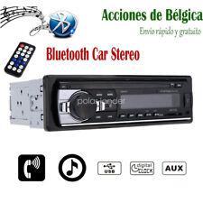 Bluetooth Coche Radio Estéreo MP3/USB/SD/AUX/FM reproductor de unidad principal