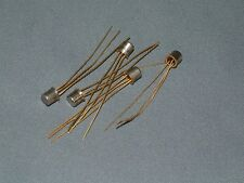 V205 SGS Transistor Ex Military Long Lead N.O.S Silicon PNP TO-18 - Pack of 5