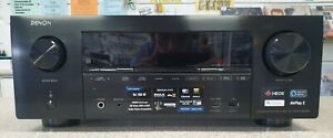 Denon 9.2ch 4K AV Receiver with 3D Audio and HEOS Built-in - model. AVR-X3600H