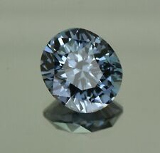 Custom Cut Blue Oval Spinel 3.37ct