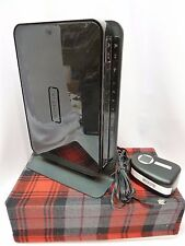 NETGEAR N600 DUAL BAND WIRELESS ROUTER   WNDR3700v3 with Power Source -Tested