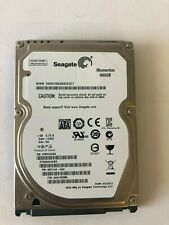 "Seagate Momentus 7200.4 500GB Internal 7200RPM 2.5"" (ST9500420AS) HDD"