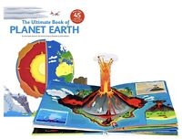 Planet Earth Pop Up Book New