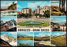 AA2877 Abruzzo - Teramo - Gran Sasso - Vedutine