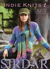 Sirdar  Knitting Book 406 Indie Knits 2