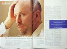 JOHN MALKOVICH => 6 pages 1996 FRENCH CLIPPING / COUPURE DE PRESSE