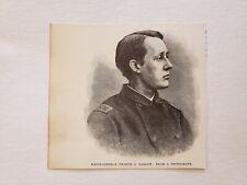 Federal General Francis C 6 Sizes! Barlow New Civil War Photo: Union