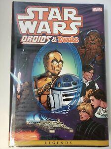 Star Wars Droids & Ewoks Complete Omnibus HC Marvel Classics New Sealed FreeShip