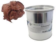 4x 1kg lata kupferpaste cobre grasa anti seize paste grasa bremsenpaste 4x 1000g