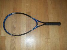 "New listing Prince Graphite Extender OS Tennis Racket  - 4 5/8"" (Restrung & New Grip Wrap)"