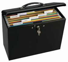 Master Lock Locking File Box Security Briefcase Office Home Steel Storage Bills