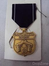 US Coastguard Expert Pistol Medal Full Size
