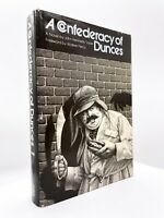 A Confederacy of Dunces - FIRST EDITION - Third Printing - TOOLE 1980 LSU