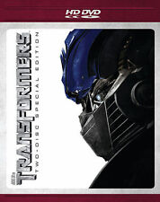 TRANSFORMERS (2-CD SPECIAL EDT. HD DVD, 2007) BRAND NEW, SEALED!
