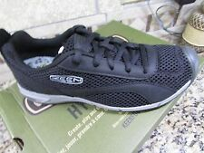 NEW KEEN AUCKLAND LACE BLACK SNEAKER SHOES WOMENS 6 1004663  FREE SHIP
