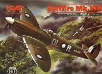 SPITFIRE Mk VIII LATE (RAF & RAAF/AUSTRALIAN MARKINGS) 1/48 ICM RARE