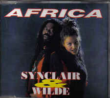 Synclair&Wilde-Africa cd maxi single Eurodance