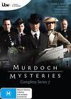 Murdoch Mysteries : Series 7 (DVD, 2016, 5-Disc Set)